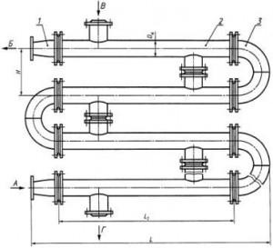 Водоводяной подогреватель ВВП 16-325-4000 Невинномысск как запаять теплообменник на колонке