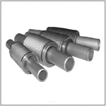 Компенсаторы сильфонные СТЭ для систем отопления и водоснабжения многоэтажных зданий