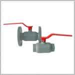 Краны шаровые стальные 11с69п (11с79п) EMKA
