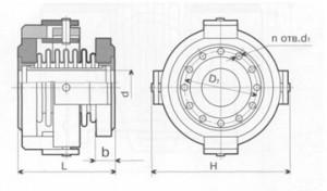 Компенсатор К010-10-Т31