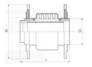 Универсальный компенсатор К111-1,0-Т9