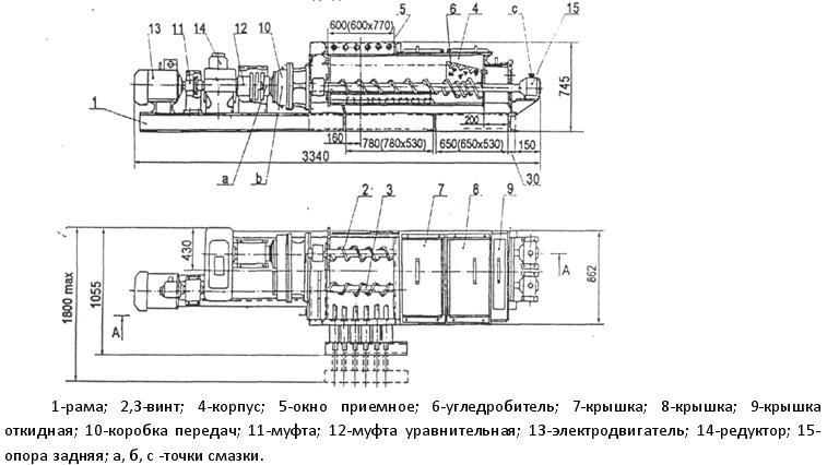 редуктор Ц2У-200-25-21.