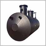 Емкости ЕПП Горизонтальные с коническими необортованными днищами подземные с внутренним и и наружным подогревом (ЕПП) и без подогрева (ЕП)