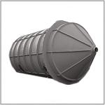 Металлические бункеры для сыпучих сред