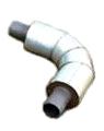 Отводы в оболочке из оцинкованной стали , отводы ппу оц, отводы в ппу изоляции , цены на оцинкованные отводы в ппу, завод отводы ппу оцинковка