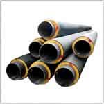 Трубы стальные ППУ изолированные ППУ-ПЭ-СП