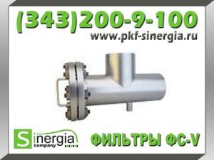 Фильтры сетчатые по Т-ММ-11-2003,Фильтр сетчатый ФС V