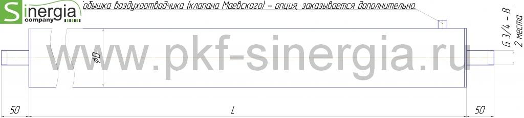 Односекционный регистр