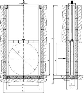 Шлюзовой затвор в Мытищи щековые дробилки характеристики в Архангельск