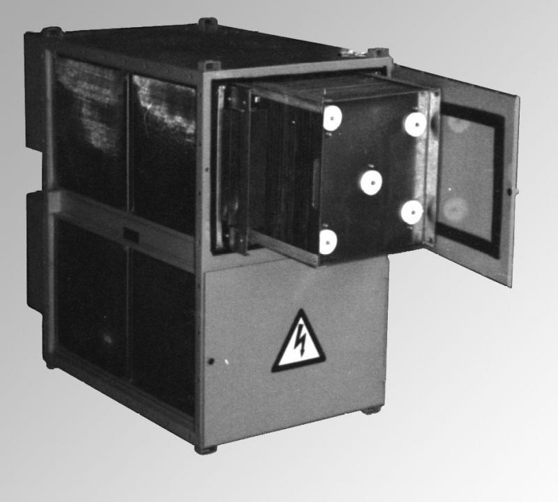 фильтр электростатический эфва