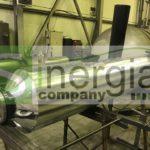 Сепараторы газа в теплоизоляции