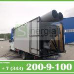 Пылеуловитель вентиляционный ПВМ10СА