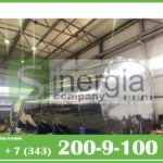 Емкость 100 м3 , резервуар РГС 100 с теплоизоляцией и греющим кабелем