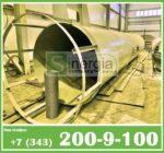Трубы воздухозаборные для систем приточной вентиляции